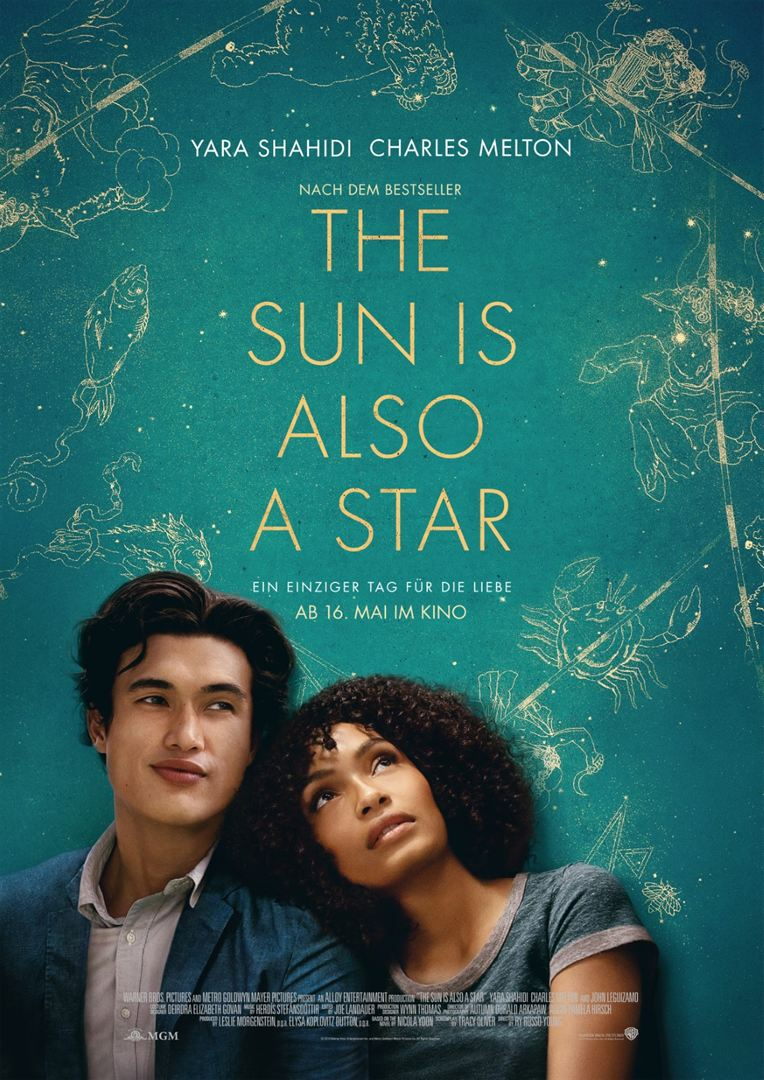 The Sun Is Also A Star Film anschauen Online