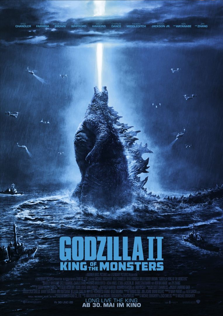 Godzilla 2 King Of The Monsters Film anschauen Online