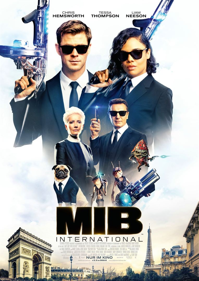 Men In Black International Film anschauen Online