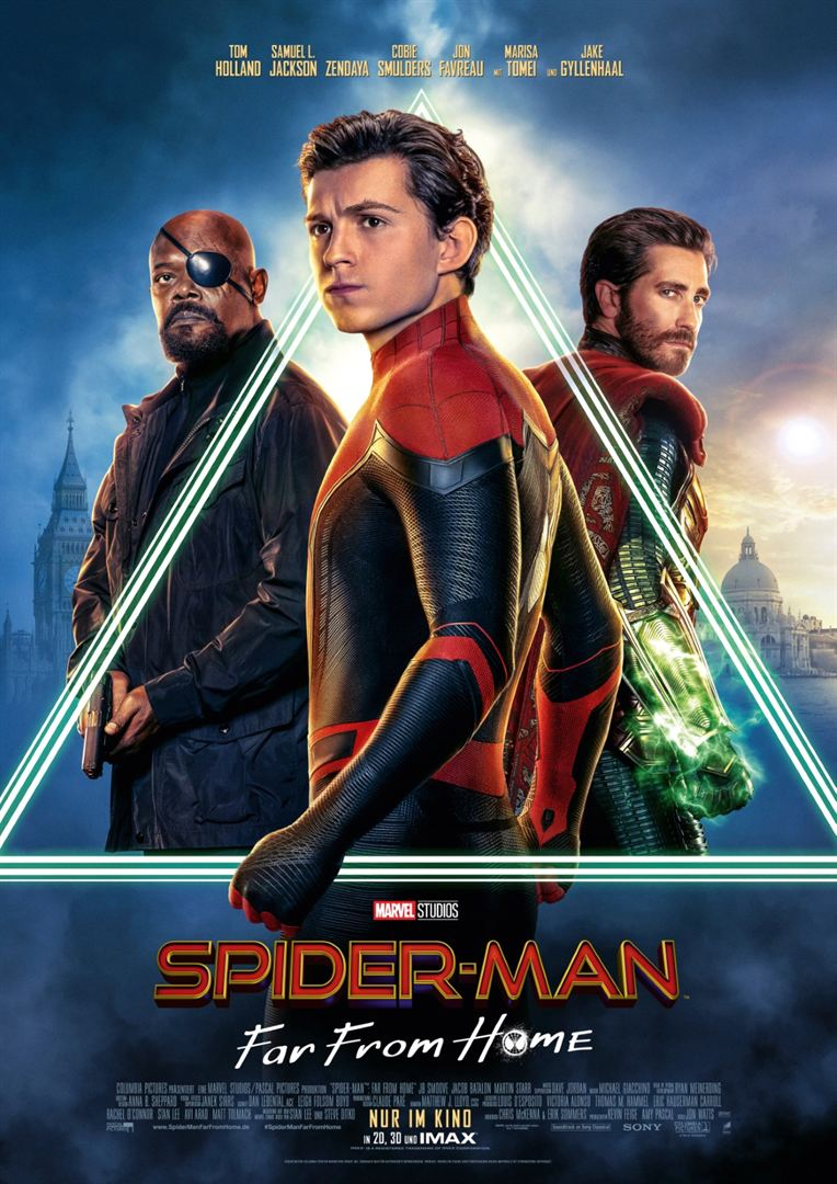 Spider-Man Far From Home Film anschauen Online