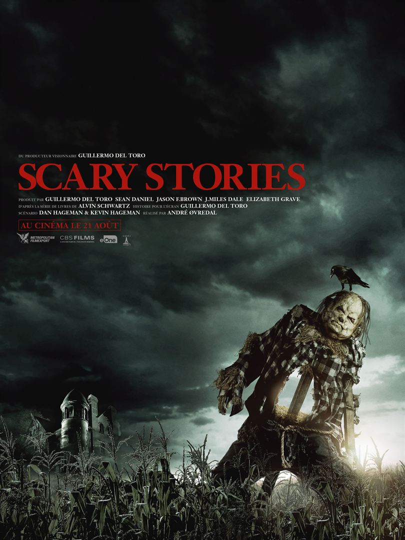 Scary Stories To Tell In The Dark Film anschauen Online