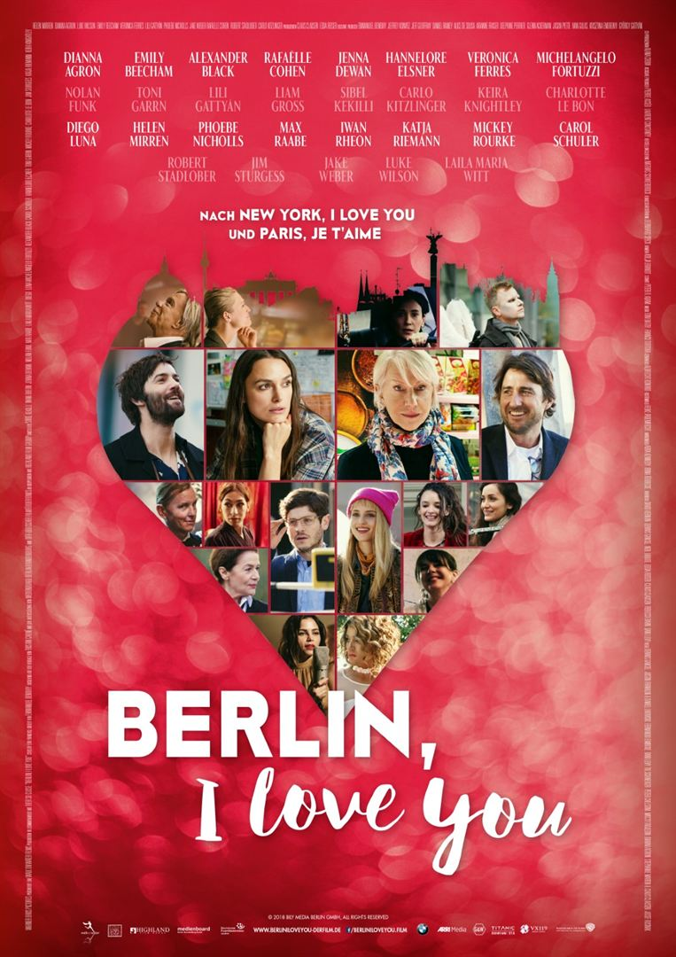 Berlin I Love You Film anschauen Online