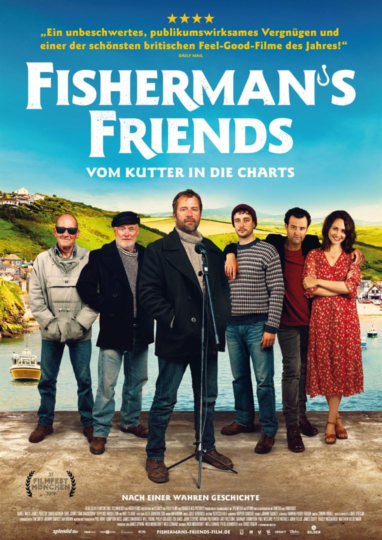 Fisherman's Friends Vom Kutter in die Charts Film anschauen Online