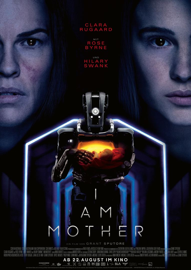 I Am Mother Film anschauen Online