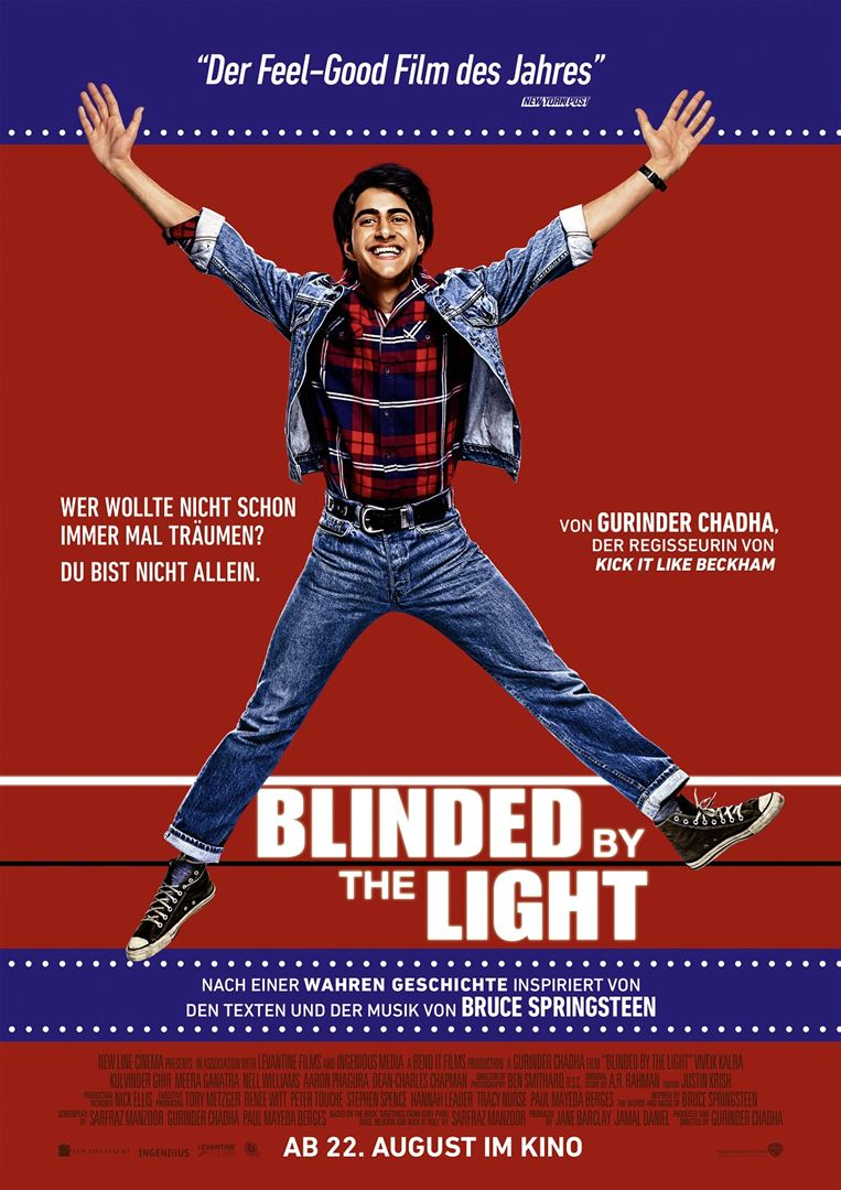 Blinded By The Light Film anschauen Online