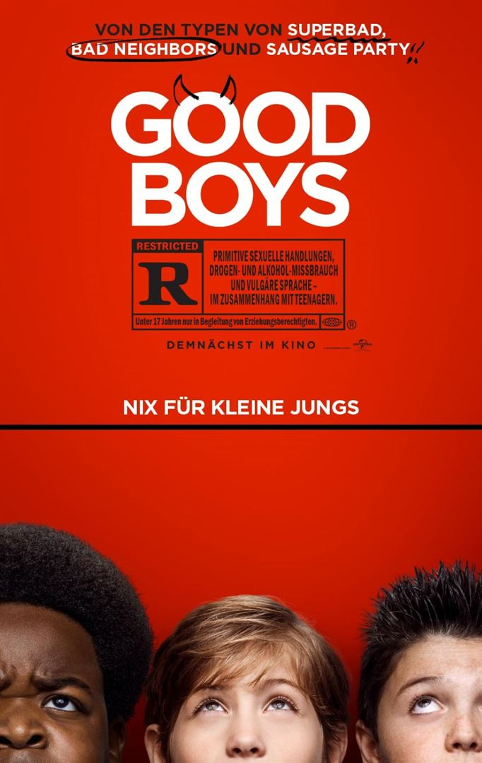 Good Boys Film anschauen Online