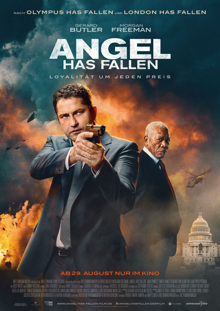 Angel Has Fallen Film anschauen Online