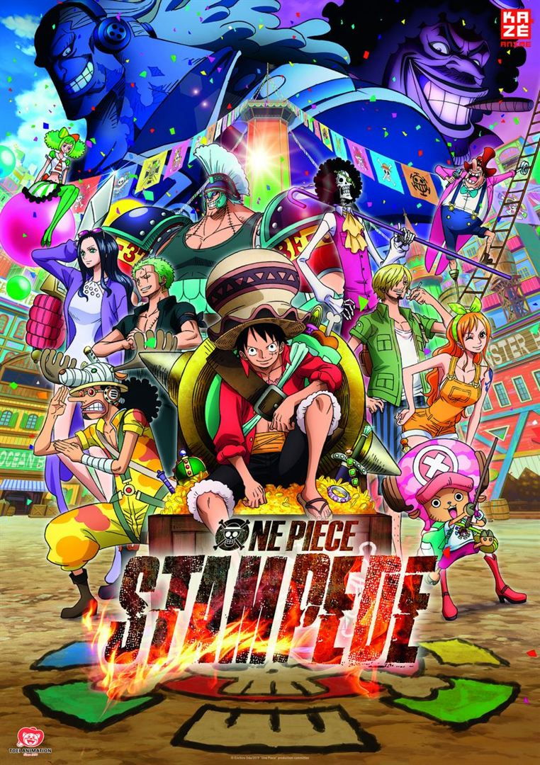 One Piece Stampede Film anschauen Online