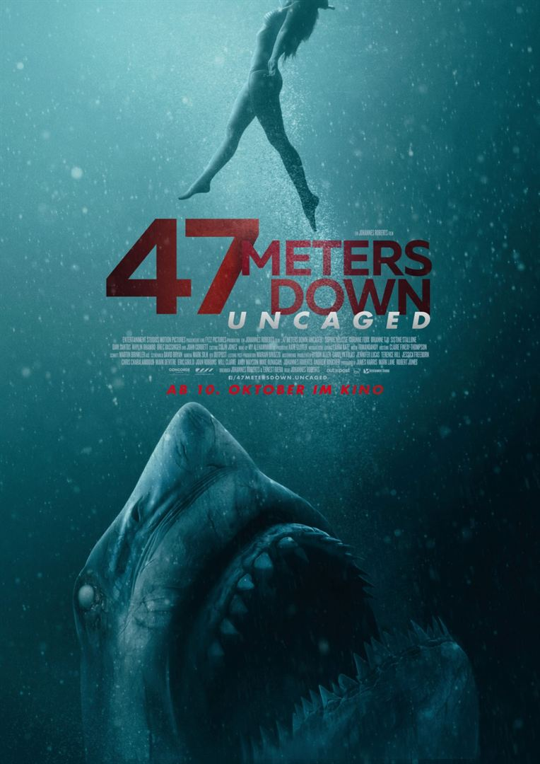47 Meters Down Uncaged Film anschauen Online