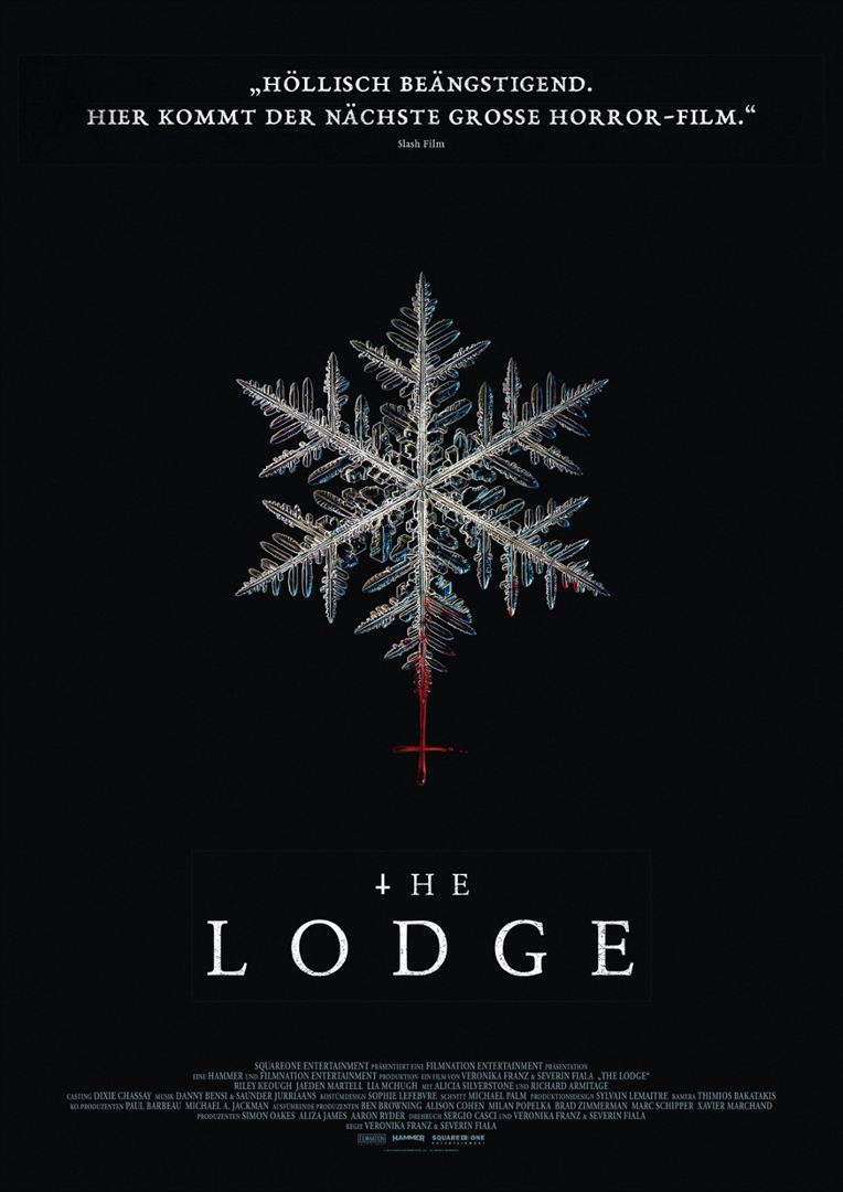 The Lodge Film anschauen Online
