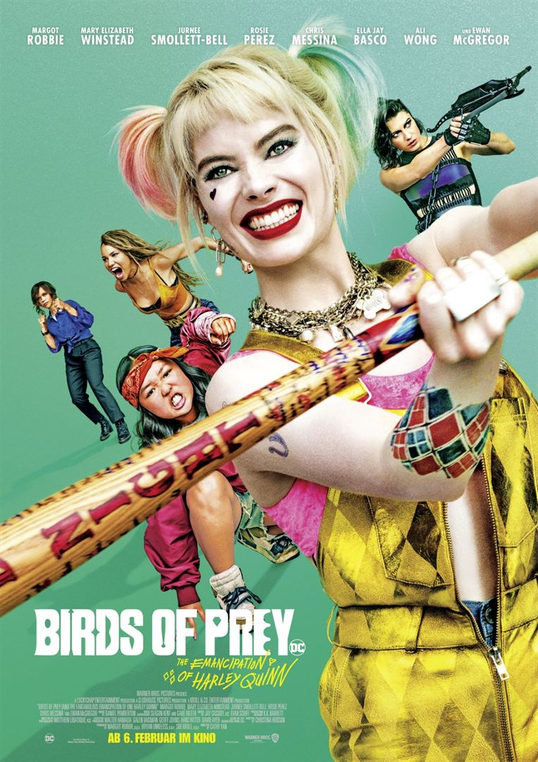 Birds Of Prey The Emancipation Of Harley Quinn Film anschauen Online