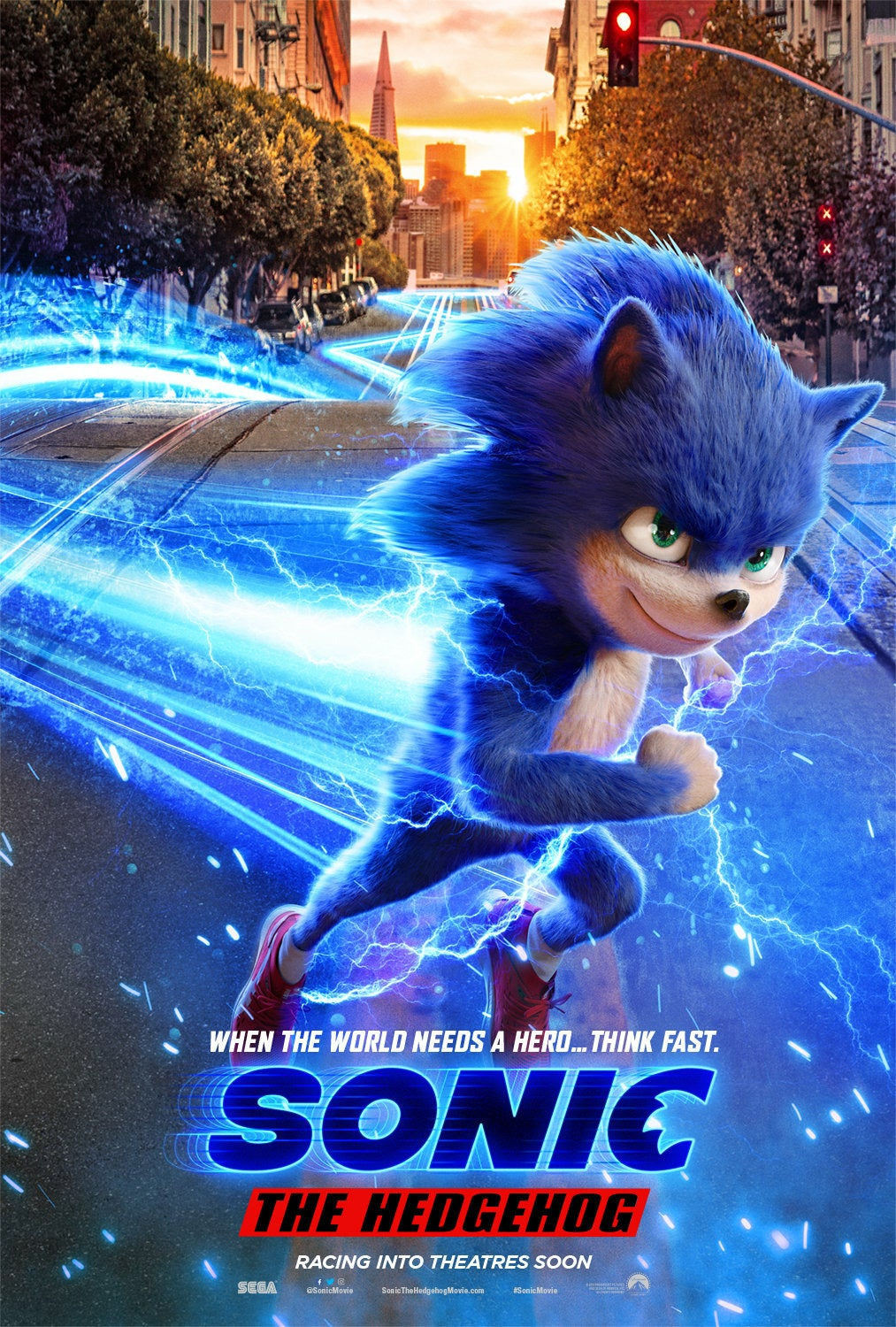 Sonic The Hedgehog Film anschauen Online