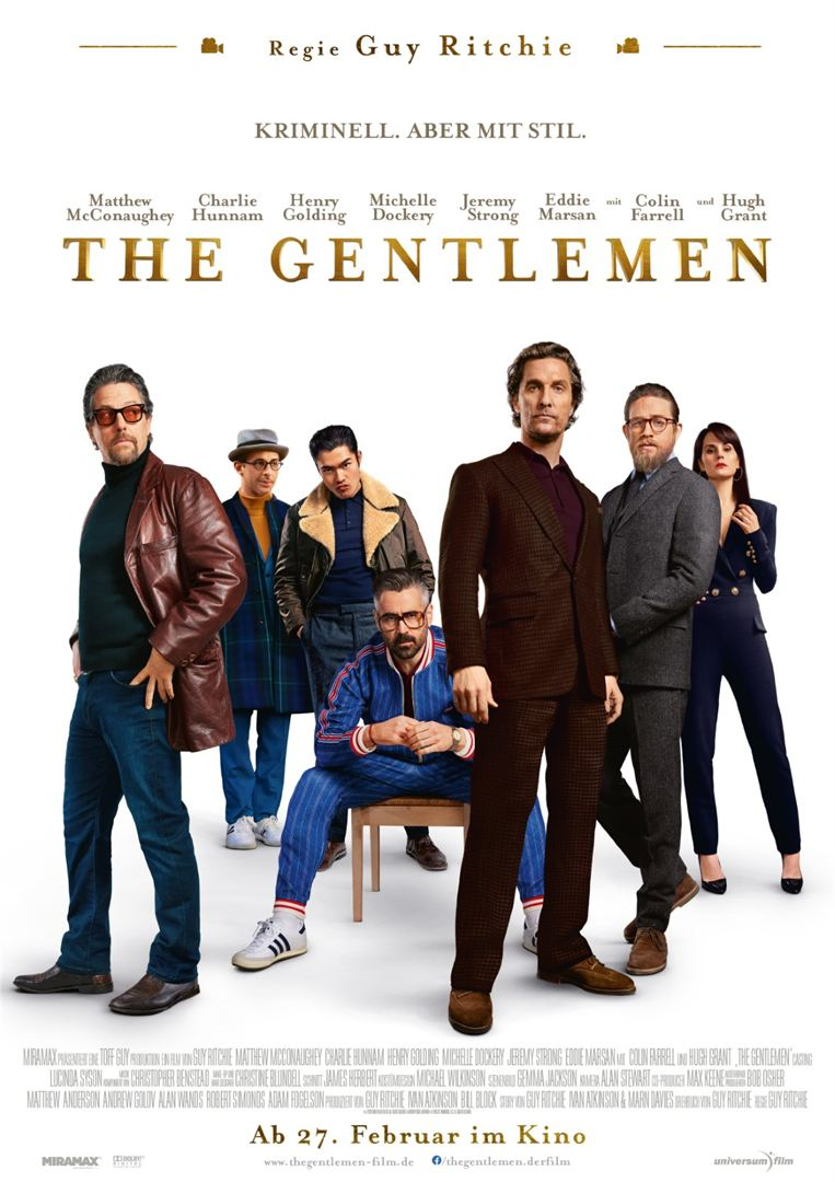 The Gentlemen Film anschauen Online