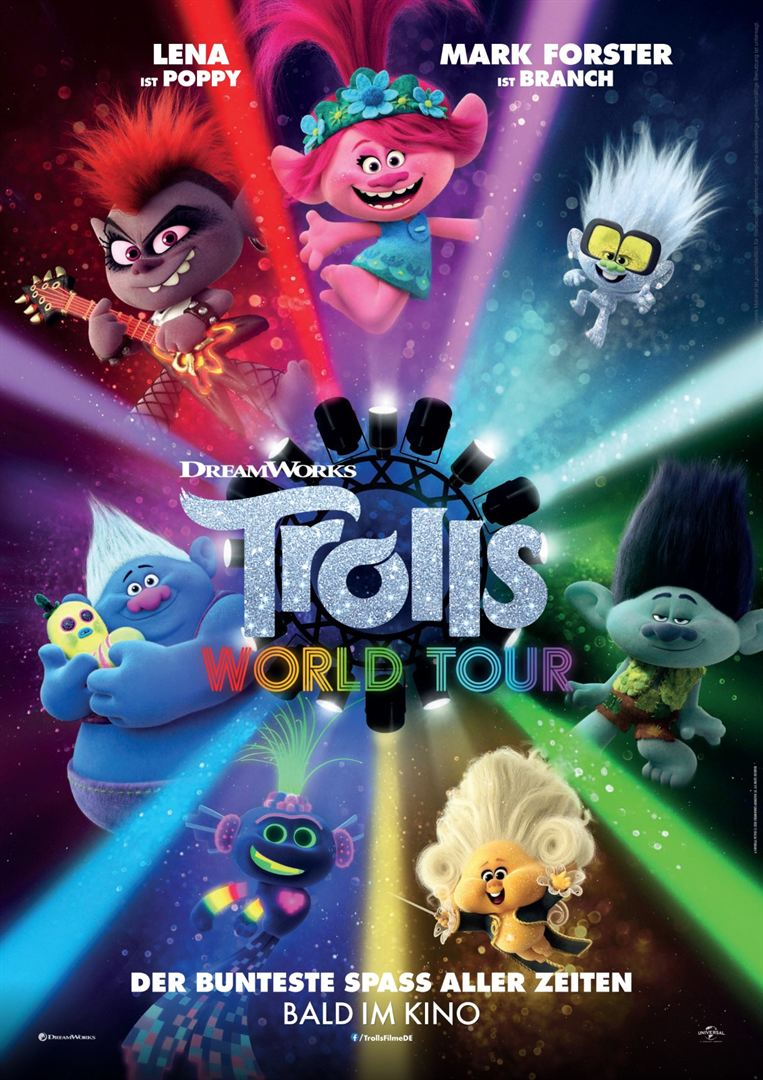 Trolls 2 Trolls World Tour Film anschauen Online