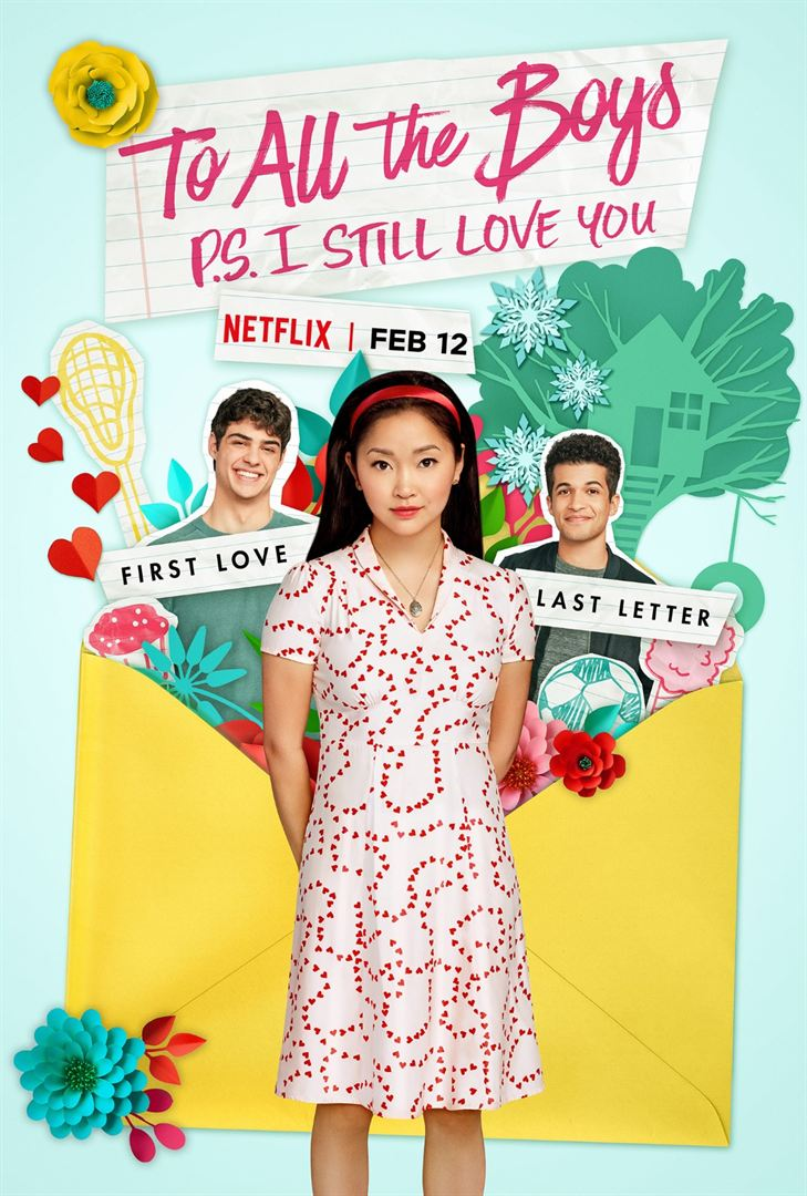 To All the Boys P.S. I Still Love You Film anschauen Online