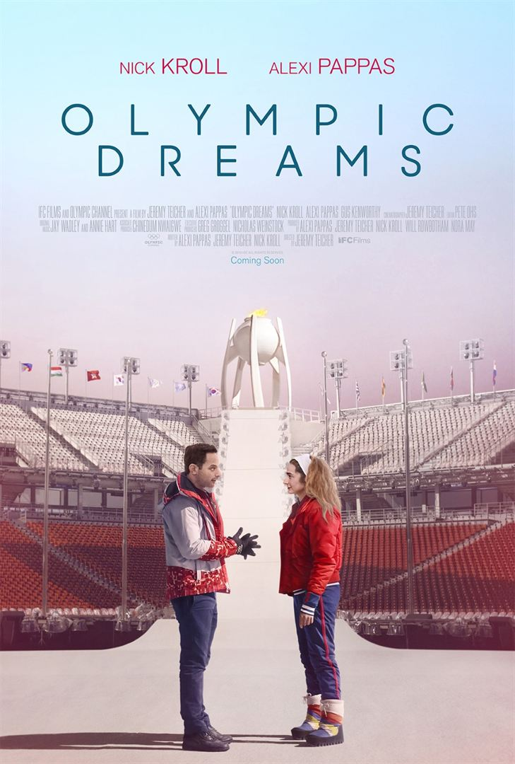 Olympic Dreams Film anschauen Online