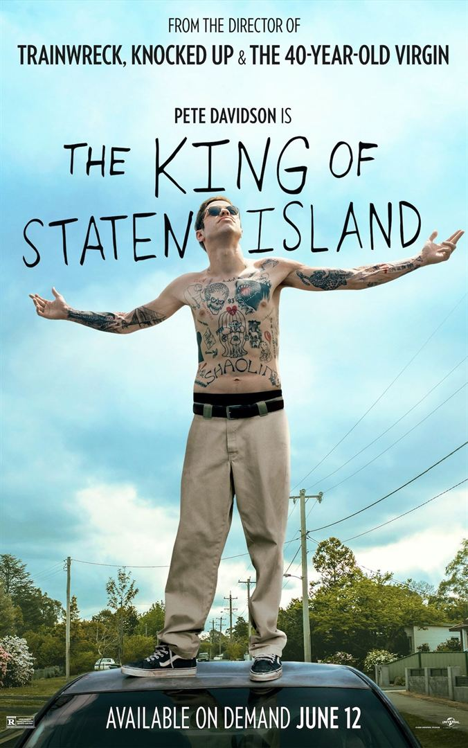 The King of Staten Island Film anschauen Online