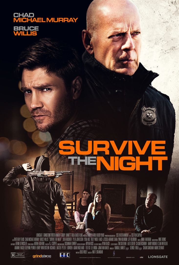 Survive the Night Film anschauen Online