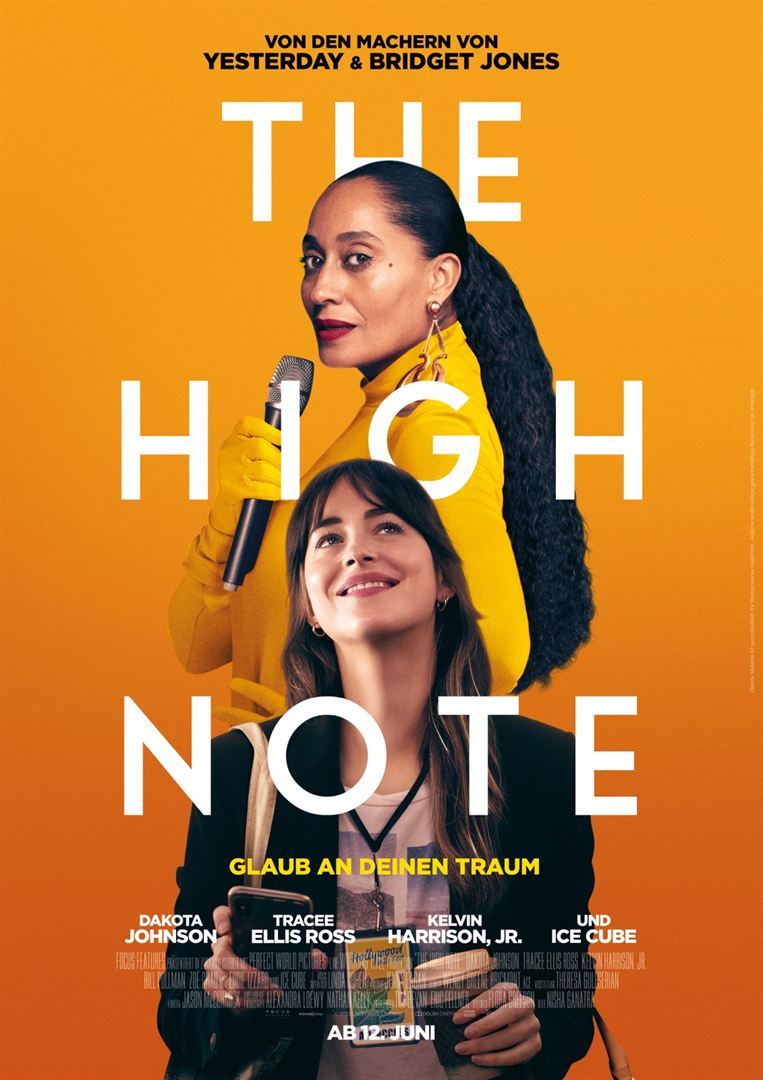 The High Note Film anschauen Online