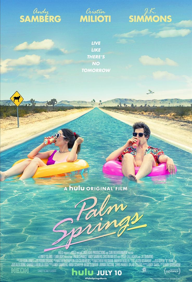 Palm Springs Film anschauen Online