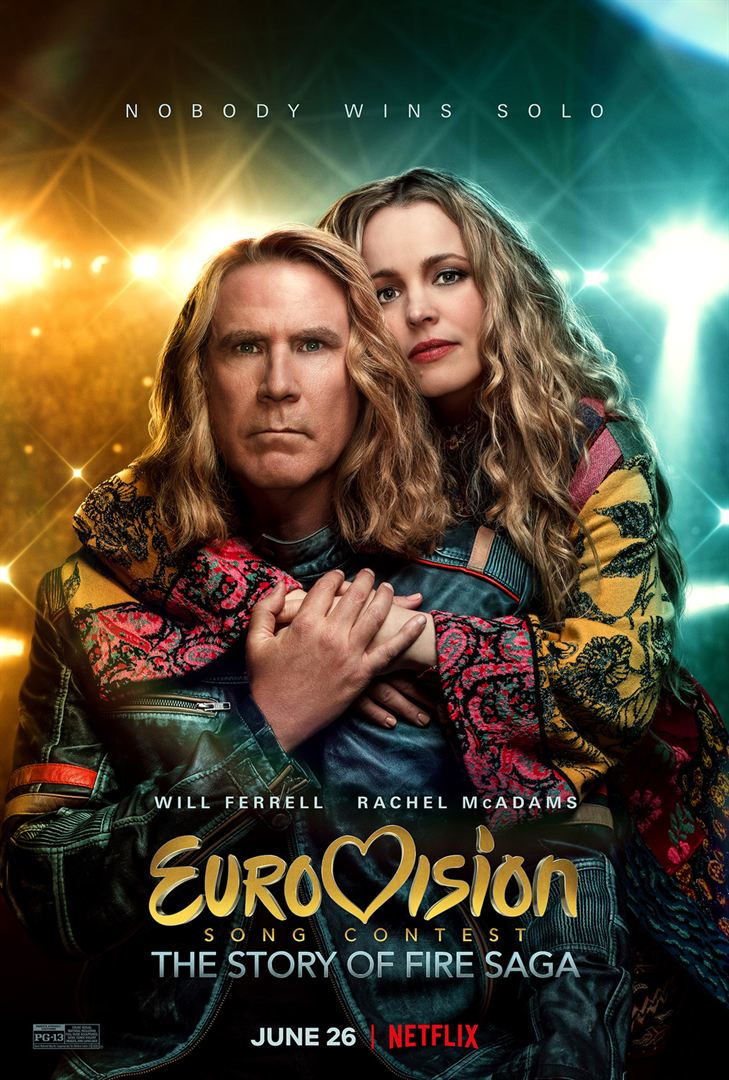 Eurovision Song Contest The Story of Fire Saga Film anschauen Online