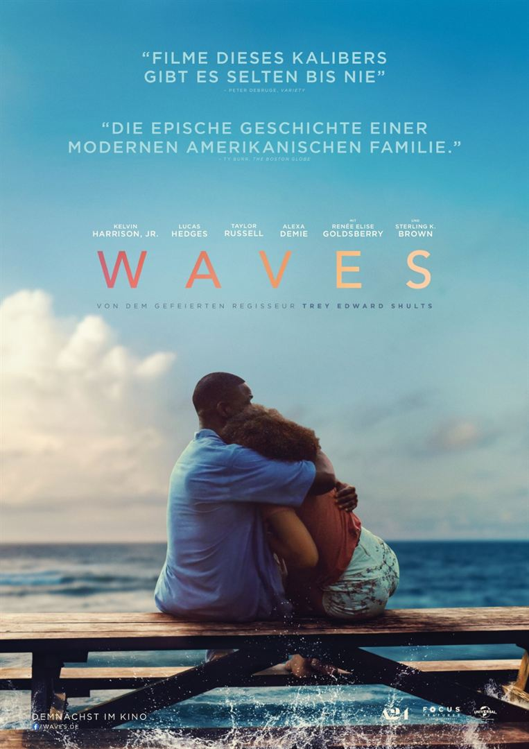 Waves Film anschauen Online