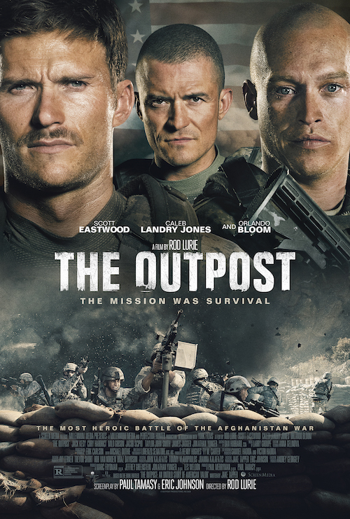 The Outpost Film anschauen Online