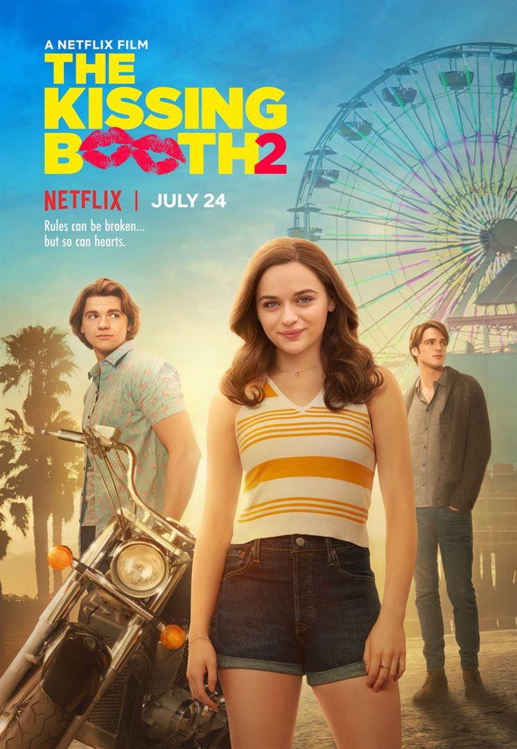 The Kissing Booth 2 Film anschauen Online