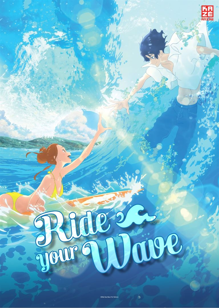 Ride Your Wave Film anschauen Online