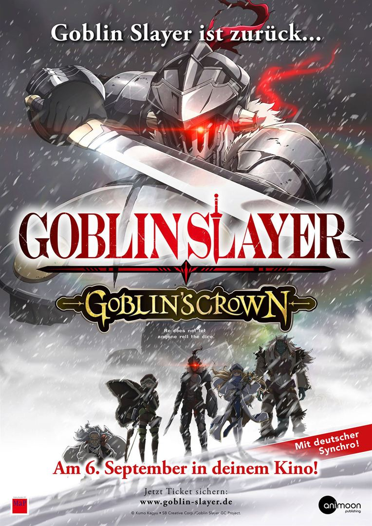 Goblin Slayer Goblin's Crown Film anschauen Online