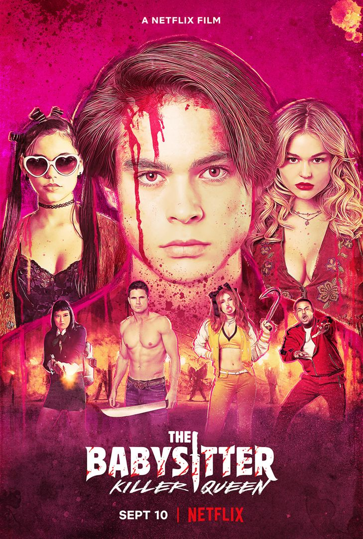 The Babysitter 2 Killer Queen Film anschauen Online
