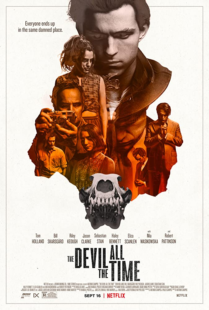 The Devil All the Time Film anschauen Online