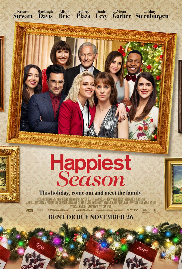 Happiest Season Film anschauen Online